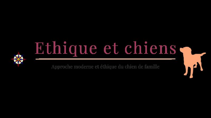 Logo Ethique et chien